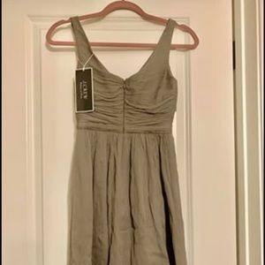 J Crew - Grey Heidi dress